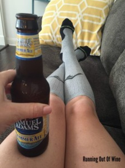 beer and socks