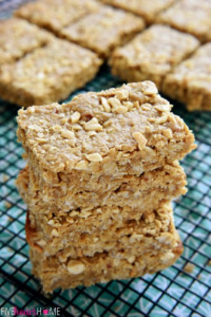 peanut-butter-oatmeal bars