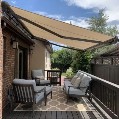 With a passion for perfection, Mile High Shade offers a complete line of retractable awnings to meet the shading and design needs of nearly any home or business.