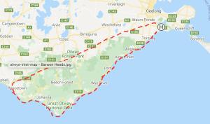 12 Apostles to Geelong flight