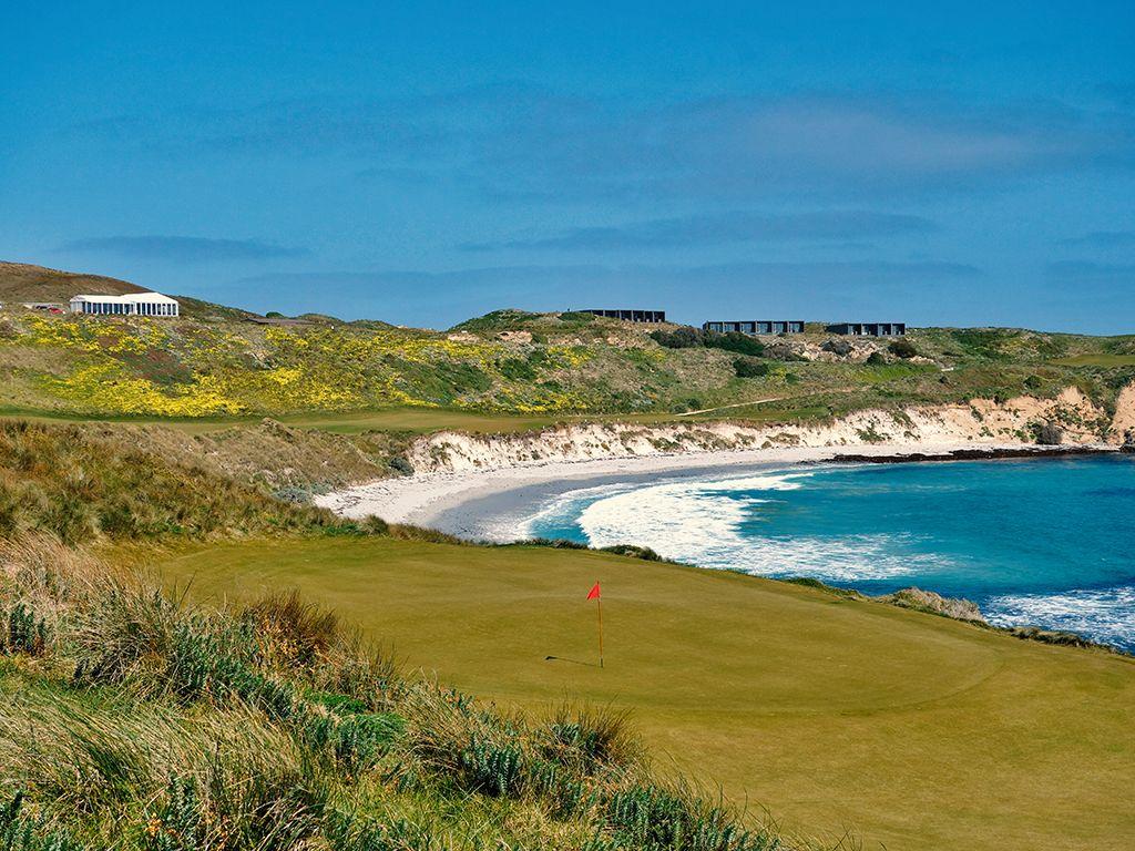 Ocean Dunes, Cape Wickham, king Island, King Island Tasmania, private charter, king Island Golf Packages