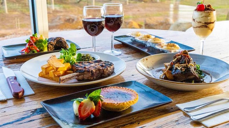 Wine and dine, Day Spa, wine and dine, Yarra Valley, Yarra Valley winery