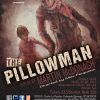 Coming Soon: Spring Ensemble Closes Season with 'Pillowman'