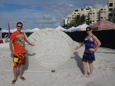 Welcome - 29th Annual American Sand Sculpting Competition