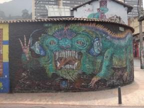06 Street art in Bogota