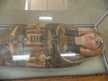 Coffin detail
