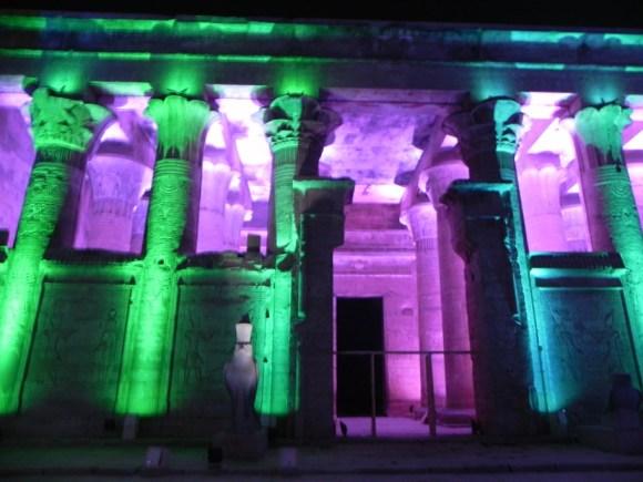 Sound & light show
