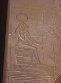 Sekhmet - the lion-headed warrior goddess