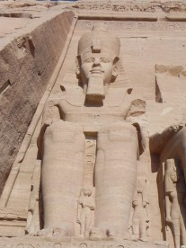 Ramses was so much larger than his wives
