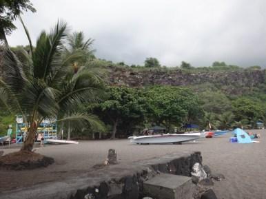 You can camp at Ho'okena Beach