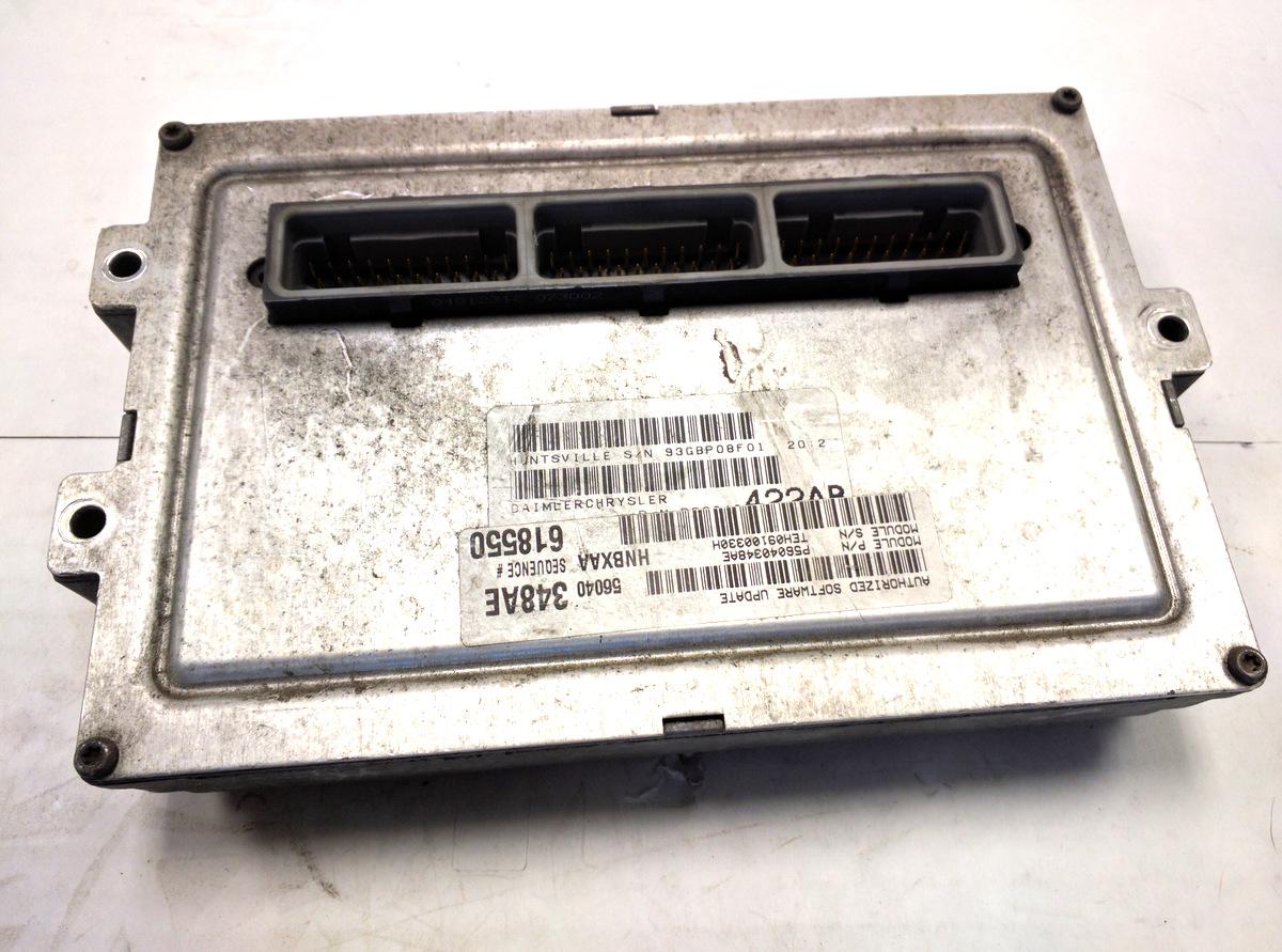 2000 Dodge Dakota Computer