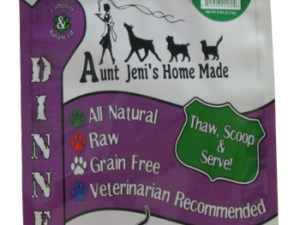 Aunt Jeni's Home Made Raw