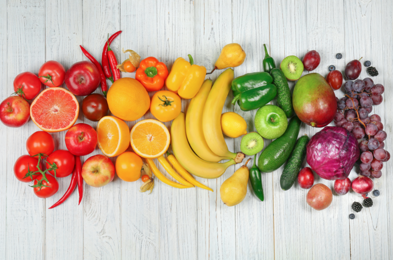 How Do Fruits And Veggies Help Your Health