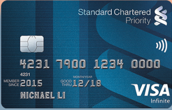 Standard chartered reduces free lounge visits for priority banking this article is about the blue priority banking visa infinite card which is available to members of scbs priority banking program reheart Gallery