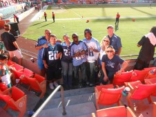 Happy Titans Fans Victory