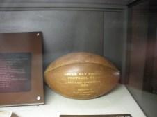 HOF 1929 Championship ball
