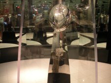 HOF This years trophy TBD 2012