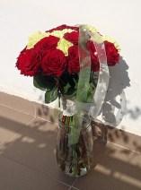 Рози с много нежност