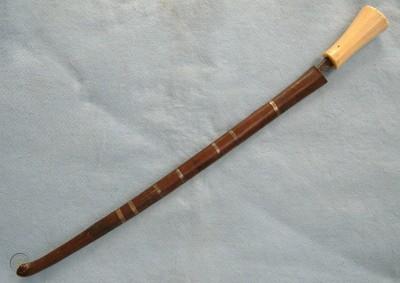 Senjata tradisional Piso Gading Sumatera Utara