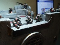 Fortaleza Marines Espaciales