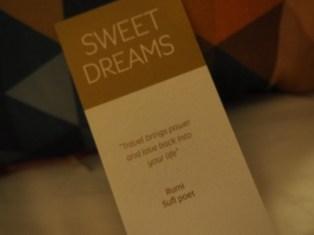 晚安小卡片