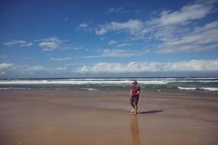 Gold Coast, Ronnie, Strand, beach, sea, water, travelblog, Reiseblog, Reiseblogger