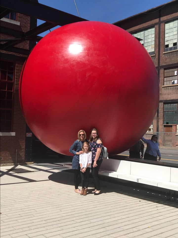 #redball project