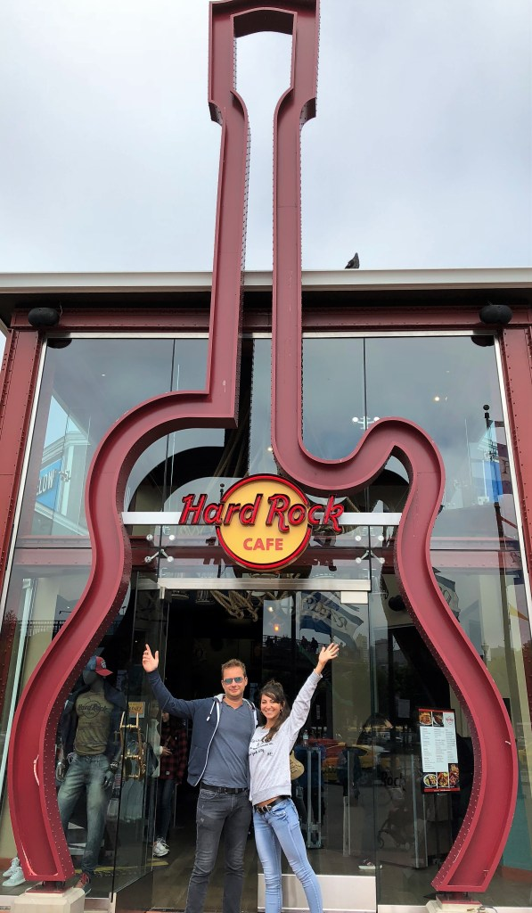 Hard Rock Café San Francisco