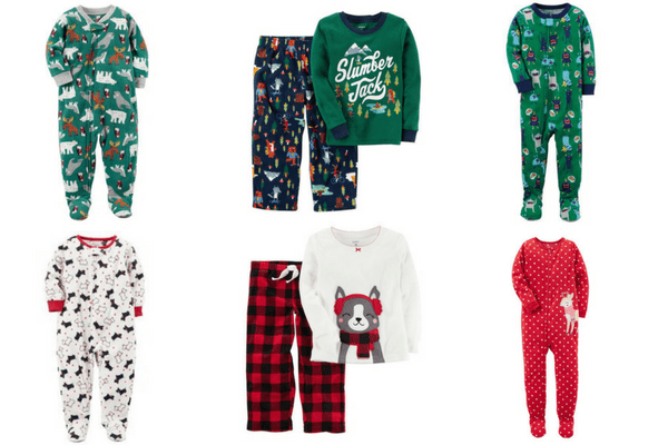 Toddler Gift Guide - Pajamas