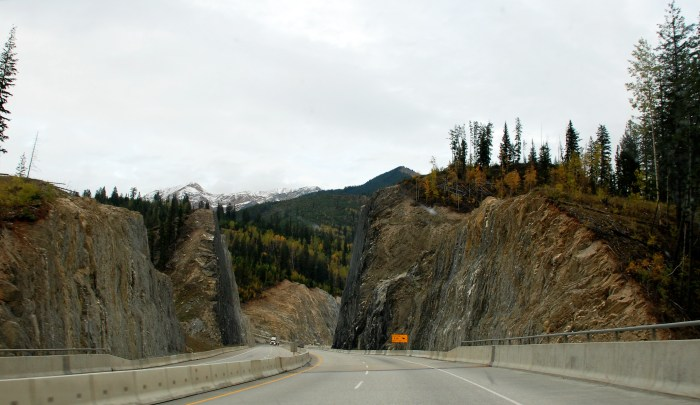 Across Canada: The Northern Rocky Mountains & Field, BC