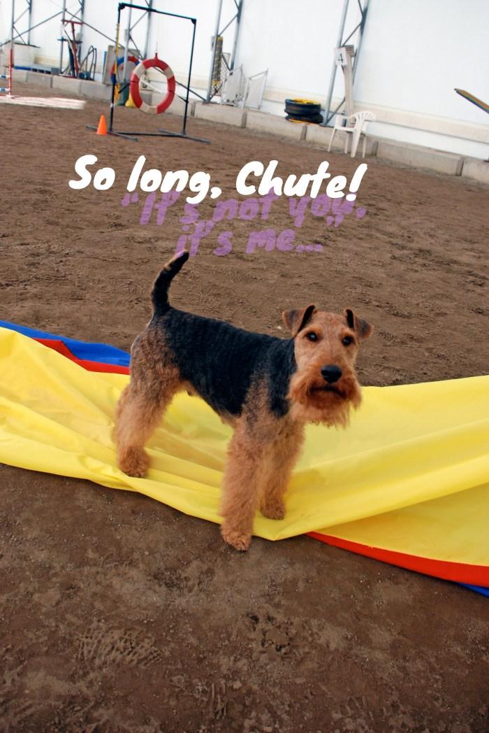 So Long, <i>Chute!</i>