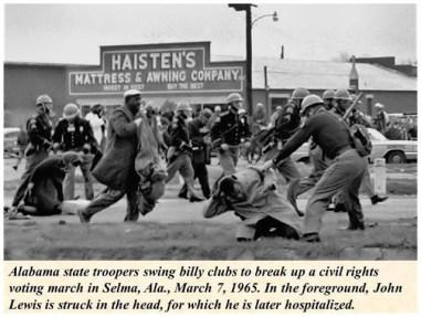 John Lewis AL State Troopers 1965 08072013