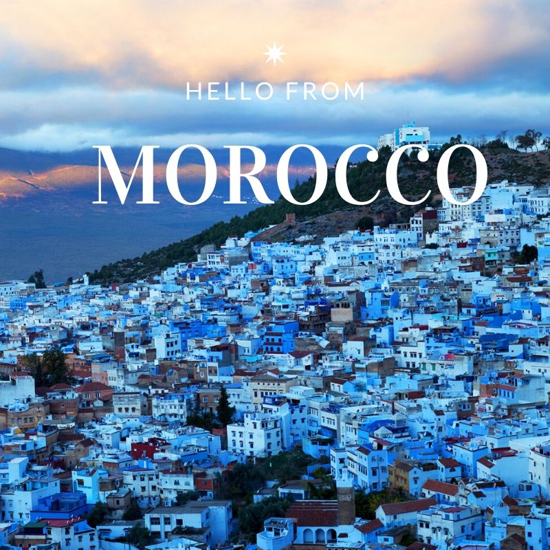 Chefchaouen Morocco - Best Travel Destination for solo female travelers