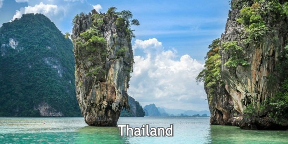 Plan Cheap Spring Break Trips for your Family to Thailand