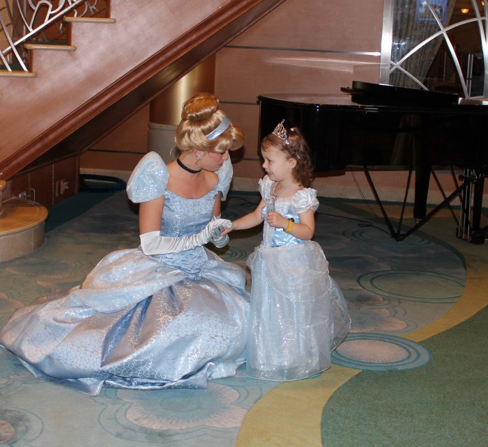 You can now reserve Princess Gathering tickets for a specific day and time before your cruise.