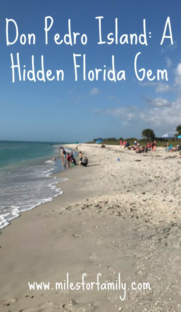 Don Pedro Island: A Hidden Florida Gem www.milesforfamily.com