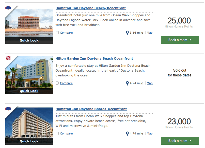 Five Tips On Squeezing The Most Value Out Of Hilton Honors Program - Hilton properties map