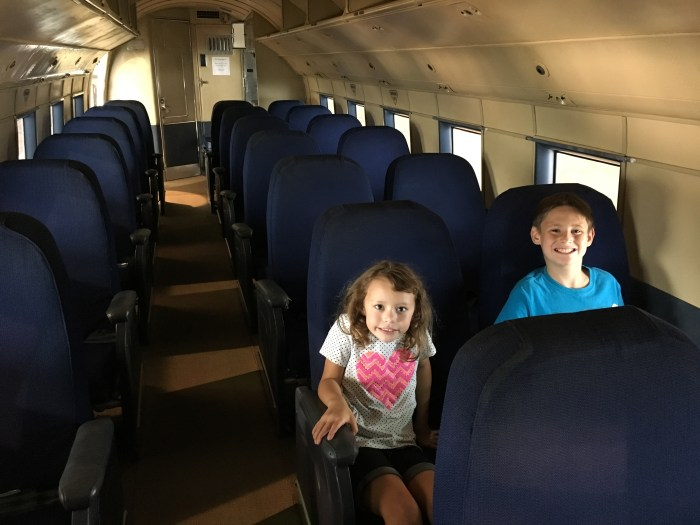 Visiting American Airlines C.R. Smith Museum in Ft. Worth, TX