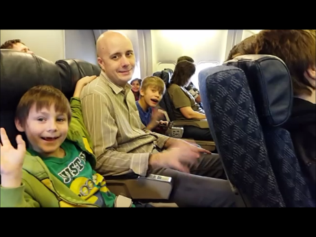 Why Parents Should Fly Coach Class