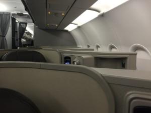 AA A321 First Class seats