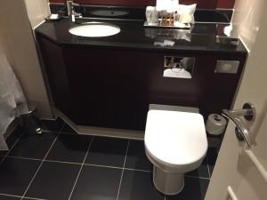 Sheraton Skyline, Heathrow Bathroom
