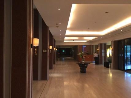Sheraton Skyline, Heathrow Lobby