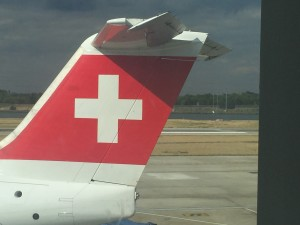 Swiss at LCY