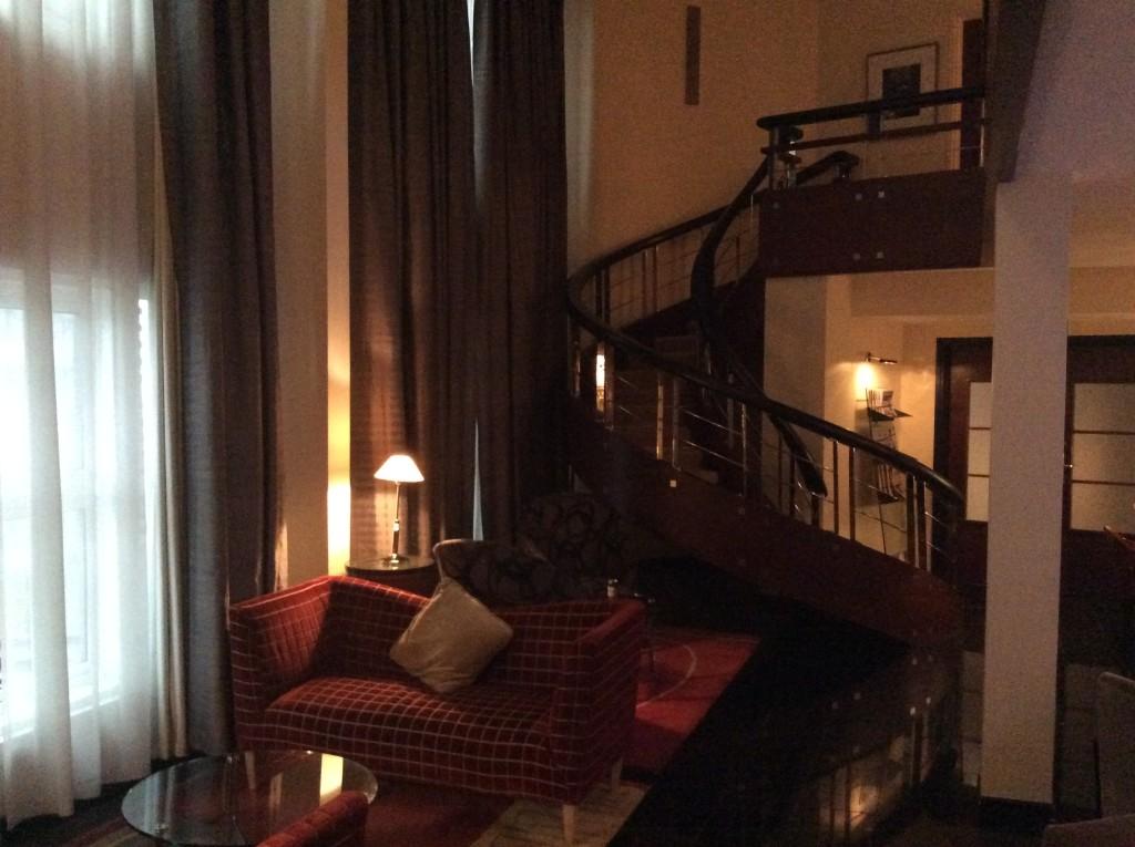 Regency Club, Hyatt Paris Charles De Gaulle