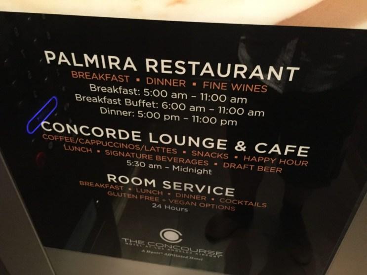 Concourse Hotel LAX