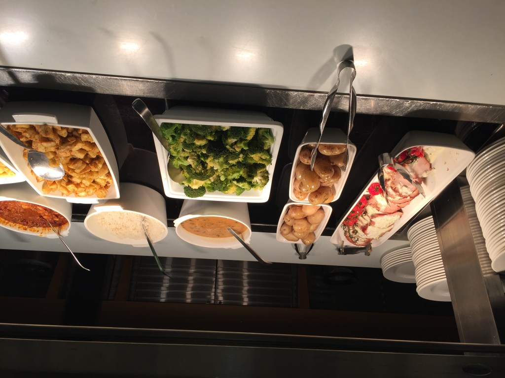 BA First Lounge T3
