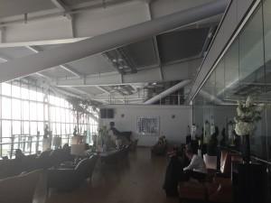 Concorde Room Terrace LHR T5
