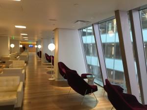 Qantas Lounge LAX TBIT