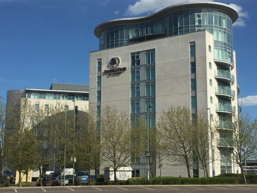 Hilton Doubletree Docklands