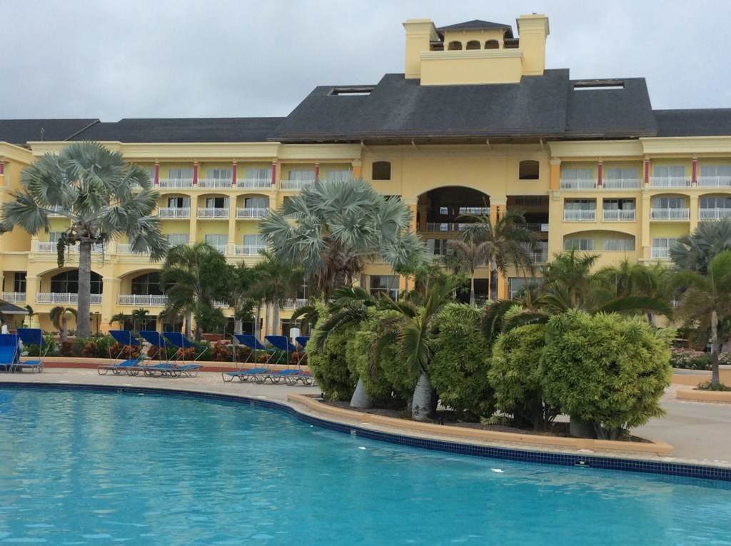 Marriott St Kitts